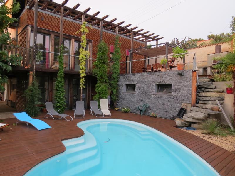 Terrasse,Bois,Composite Marseille Aix en provence aubagne ciotat